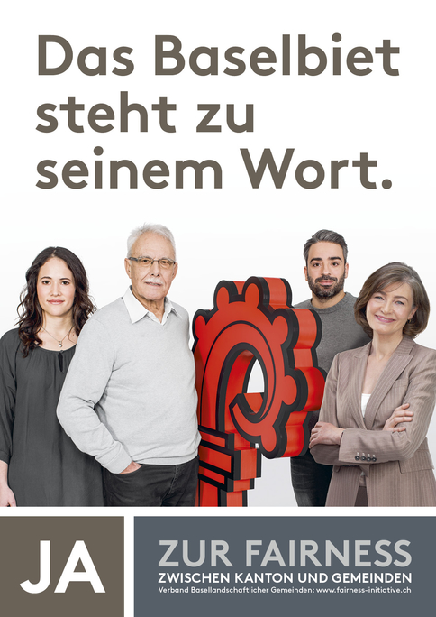 Ja zur Fairness-Initiative