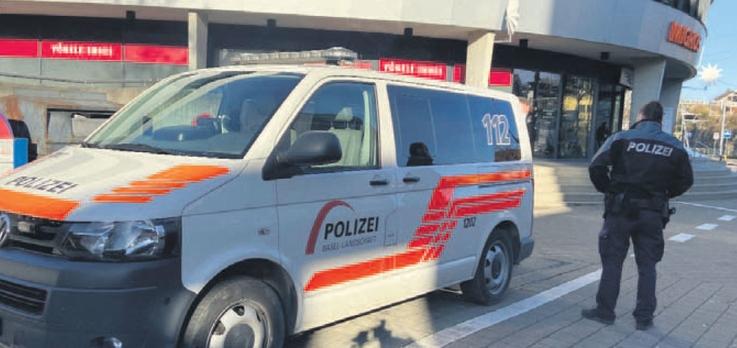 RFS Laufental - Die Polizei als Partner